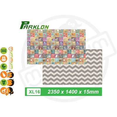 Parklon PURE Animal A-Z Zig Zag XL16  2350x1400X15mm