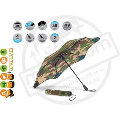 Blunt Umbrella XS Metro Camouflage Black