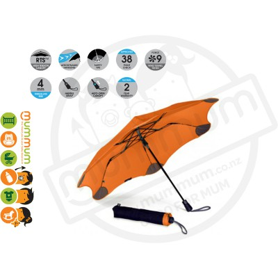 Blunt Umbrella XS Metro Orange