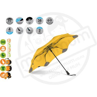 Blunt Umbrella XS Metro Yellow