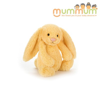 Jellycat Bashful Lemon Bunny Medium