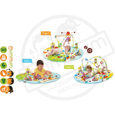 Yookidoo Gymotion Activity Playland Activity Gym