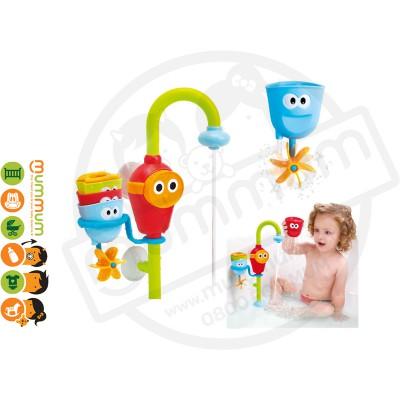 Yookidoo Fun Water Play Bath Toy Flow N Fill Spout