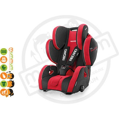 Recaro Young Sport Hero Limited Racing Edition