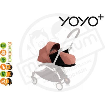 BABYZEN YOYO+ Newborn Bassinet Ginger