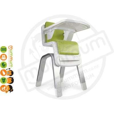 Nuna Zaaz Innovative Baby Highchair Citrus
