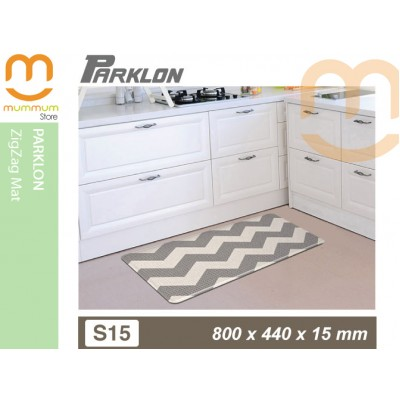 Parklon Floor Mat ZigZag Ideal For KicthenBathroom